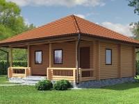 photo of a wooden house - Lyubomira
